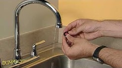 How to Unclog a Faucet Aerator For Dummies