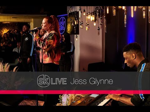 Jess Glynne - Don't Be So Hard On Yourself [Songkick Live]