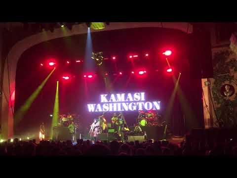 Kamasi Washington - Fists of Fury - Live at O2 Academy Brixton on 05/03/19