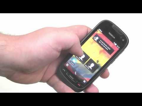 English: Nokia 701 review