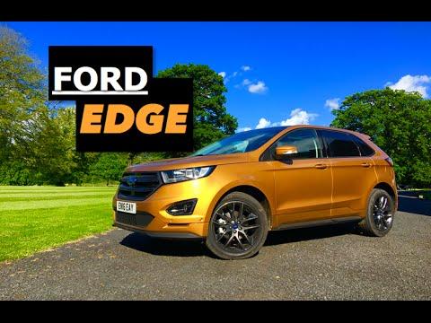 2016 ford edge sport review inside lane youtube. Black Bedroom Furniture Sets. Home Design Ideas