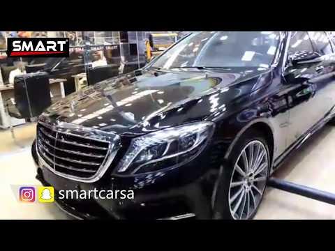 شاهد الفرق مرسيدس قبل و بعد شركة سمارت للعناية بالسيارات smartcarsa thumbnail