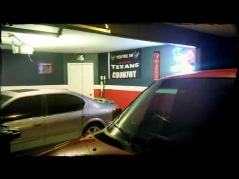 Houston Texans Man Cave Decor : Man cave project youtube