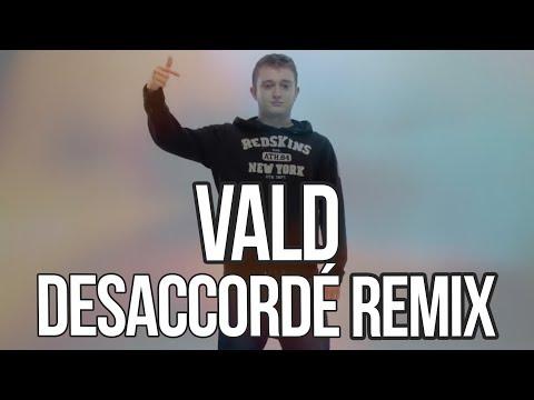 Vald - Désaccordé| Vald - désaccordé (audio officiel)