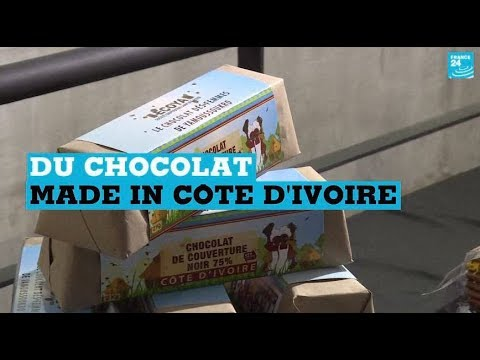 Du chocolat made in Côte d'Ivoire