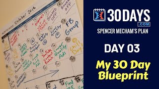 My Daily Schedule + 30 Day Plan | Spencer Mecham 30days.com Challenge
