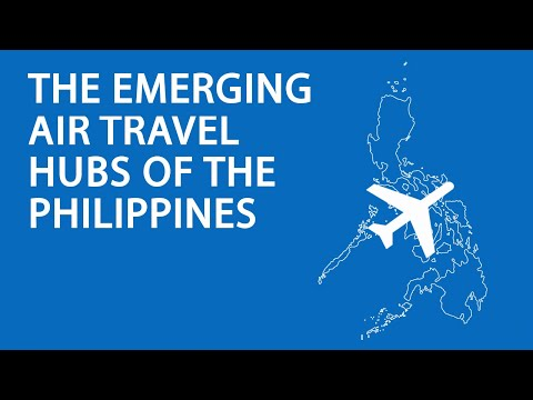 The Air Travel Hubs Of The Philippines (Outside Of Manila)