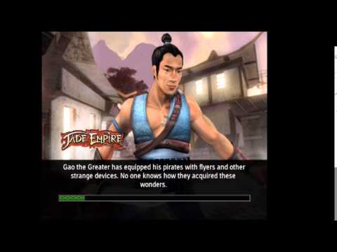 Jade Empire Walkthrough w/ Commentary Part 29- Gao's Island