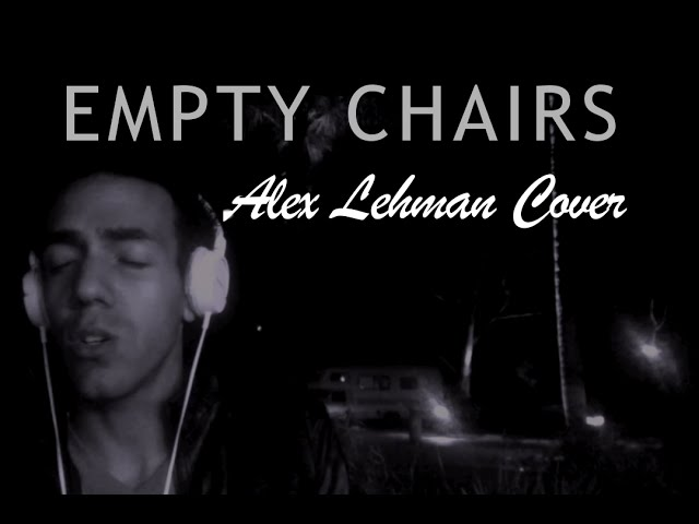 Empty Chairs by Alex Lehman (Suicide Awareness & Prevention)