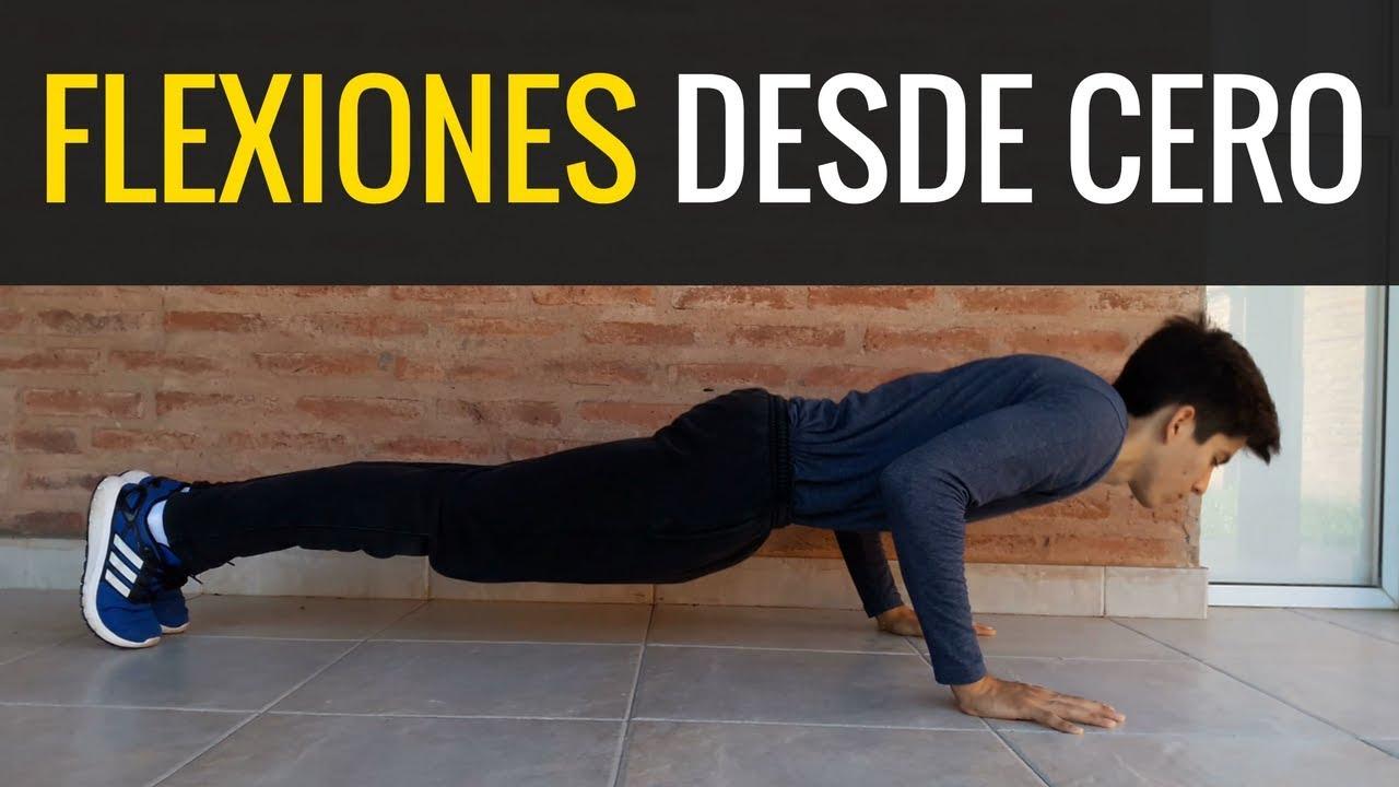 Download Cómo Hacer Flexiones de Brazos Para Principiantes Paso a Paso (Desde Cero)