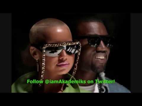 Amber Rose Disses Kanye West