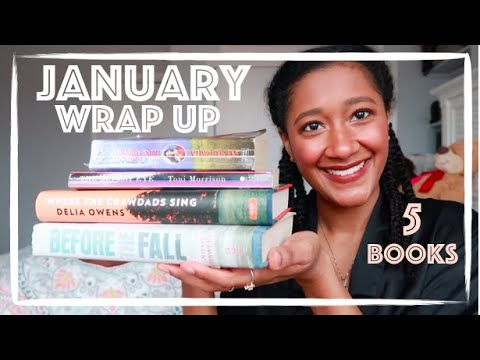 Books I Read In January   BeingDaphne