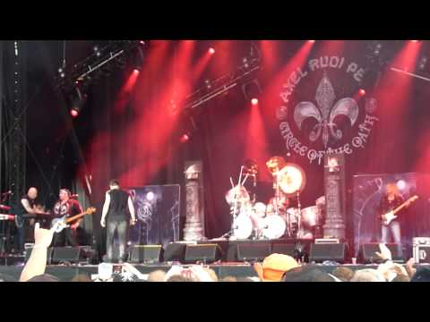 Axel Rudi Pell - Before I Die +  The Masquerade Ball + Casbah + Dreaming Dead + Drum Solo (Live)