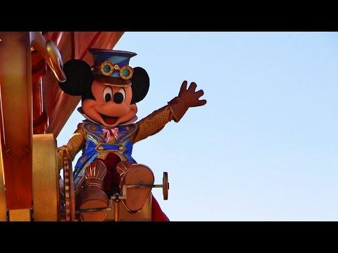 Disney Stars On Parade - Disneyland Paris - World Premiere