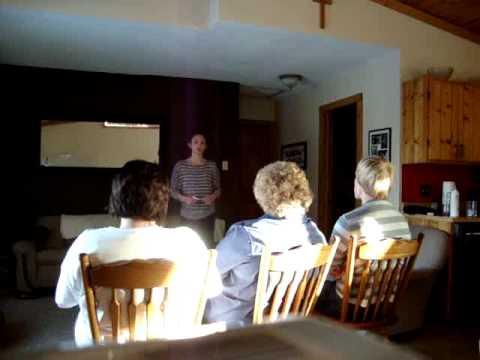 Shelbi Rassier - Ice Breaker Speech - SPCH 1110