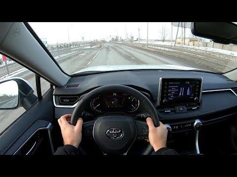 2019 Toyota RAV4 2.0L (149) POV TEST DRIVE