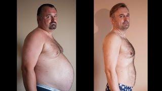 Как сбросить вес на 45 килограммов за 6 месяцев