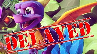 The Spyro Reignited Trilogy Can't Catch a Break