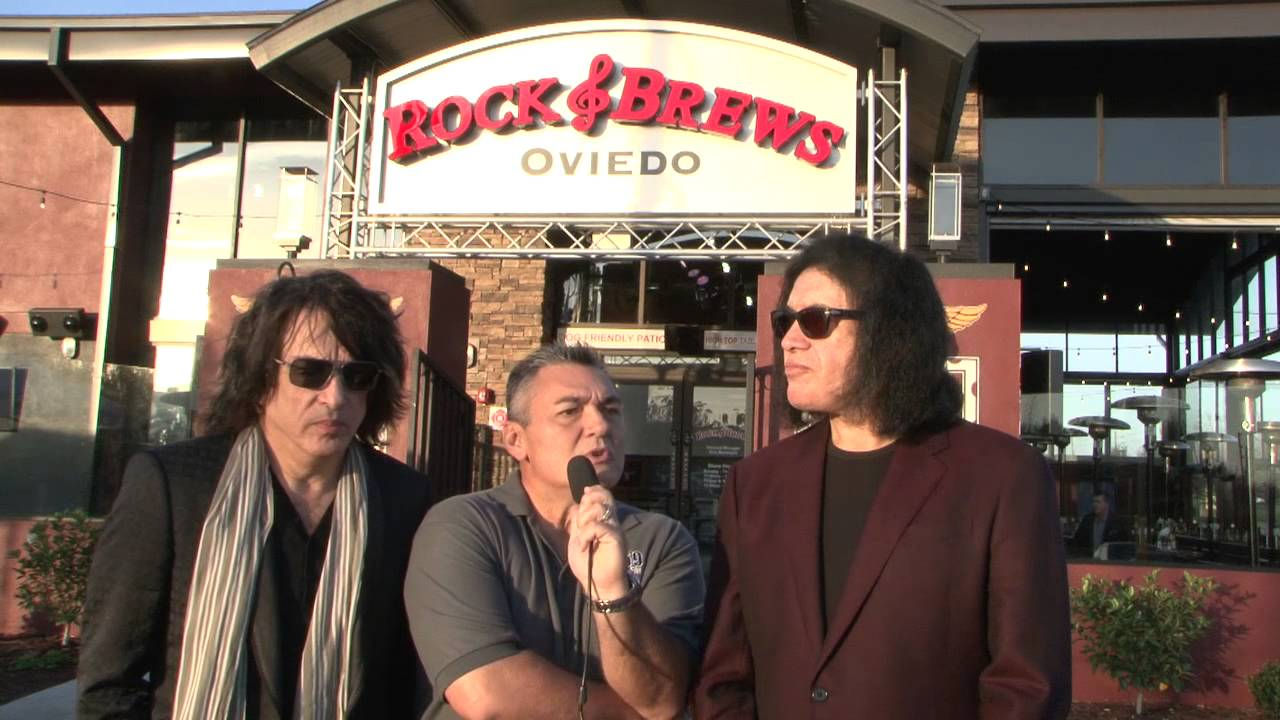 Download 105.9 Sunny FM's Paco Lopez Interviews Gene Simmons and Paul Stanley