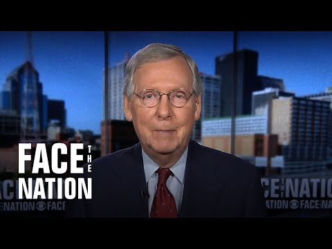 Mitch McConnell: Senate won't be