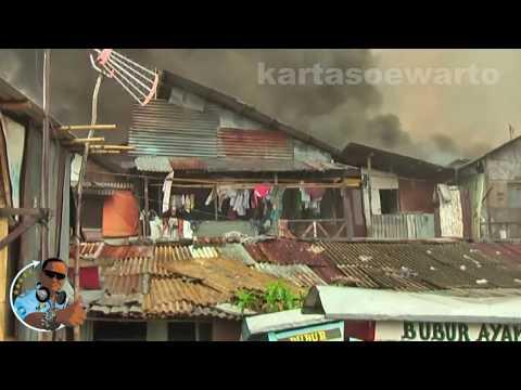 Ancol Fire - North Jakarta 2012 (1) (Original Audio)