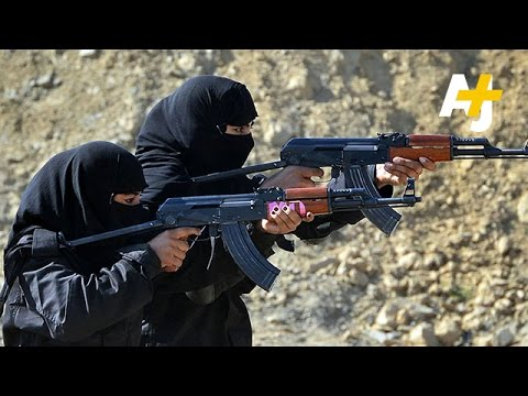 Meet Pakistan's Woman Commandos