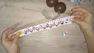 Фото Открываем шоколадный Чупа чупс