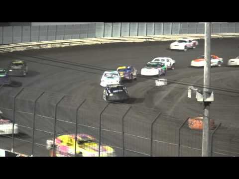 Lee County Speedway IMCA Stock Car feat. 4/5/14