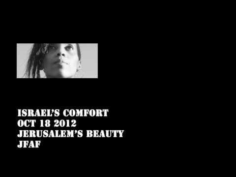 ISRAEL'S COMFORT: JERUSALEM'S BEAUTY