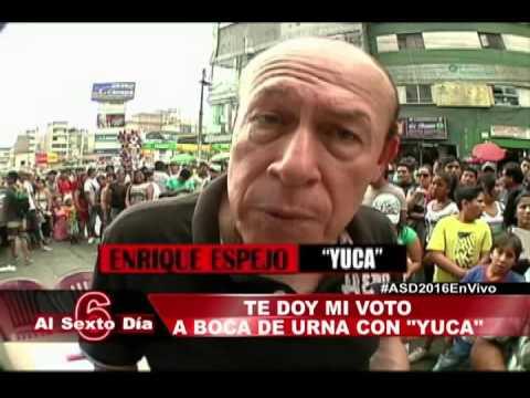 Las Elecciones desde el corazón de Gamarra.