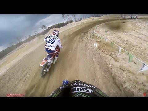MotoSport.com Helmet Cam: Chris Gordon