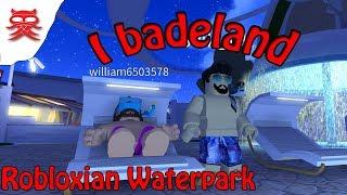 In Waterpark-Robloxian Water Park-Dansk Roblox