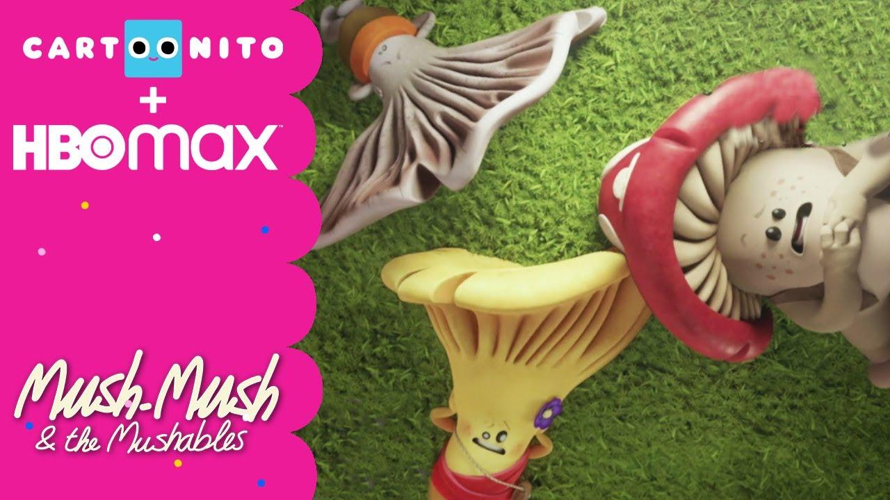 Mush-Mush i Grzybaszki   Żabi problem   Boomerang