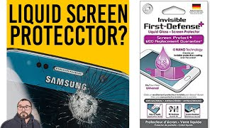 Liquid Screen Protecctor - Never buy a Zagg or tempered glass again