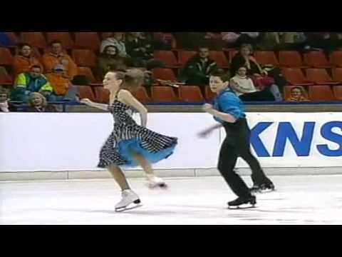 Tessa Virtue & Scott Moir - Junior Worlds 2004 OD