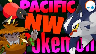 Pokemon for the Pacific Northwest! | Gnoggin - Kaskade Region