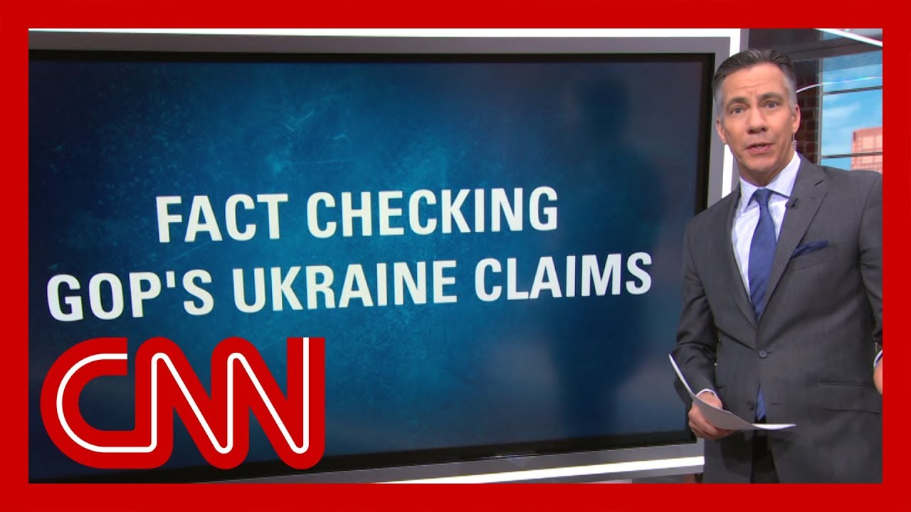 Jim Scuitto fact-checks Sen. John Kennedy's Ukraine election interference claims