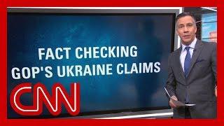 Jim Scuitto fact-checks Sen John Kennedys Ukraine election interference claims