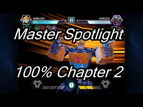 Blaster Master Spotlight - Finishing Chapter 2 - Transformers: Forged to Fight