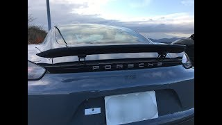 Porsche 718 Cayman 外装紹介編 thumbnail