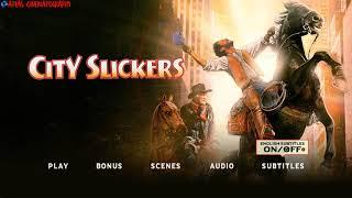 City Slickers (1991) Collector's Edition Blu-ray™ Disc   Menu Walkthrough