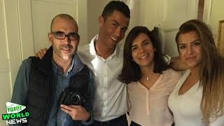 Video Is Cristiano Ronaldo Dating His Agent's Daughter Marisa? download MP3, 3GP, MP4, WEBM, AVI, FLV Agustus 2018