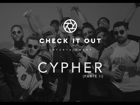 CIO Cypher #2 | A. Cheeze · SD Kong · Peibol Payback · Mad14 · Chiko Zurdo
