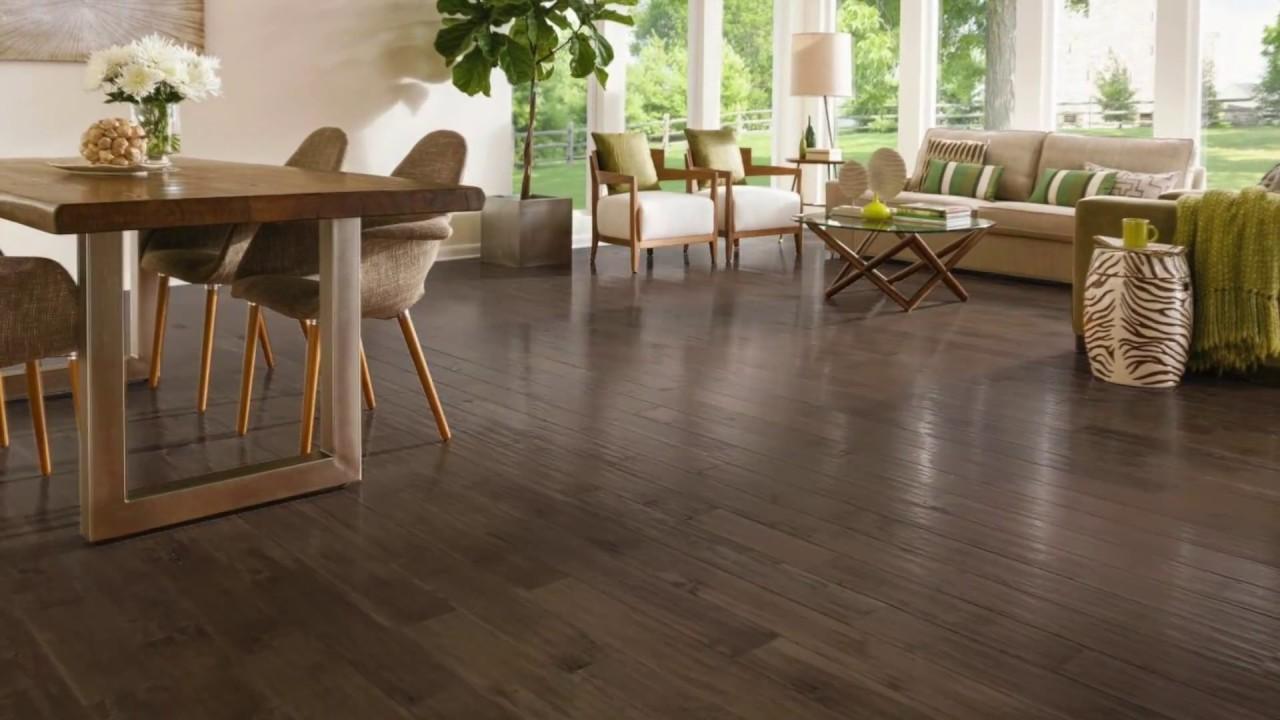 Armstrong American Scrape Hardwood Flooring