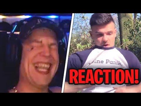 MontanaBlack reagiert auf TOURETTE😂 ❘ MontanaBlack Reaktion