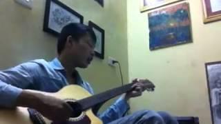 Muộn màng [guitar cover] (Dễ) sub