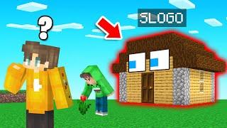 Playing Hide \u0026 Seek AS ACTUAL BUILDINGS!? (Minecraft)
