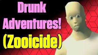 DRUNK GAMING ADVENTURES - EPISODE 1 - ZOOICIDE:
