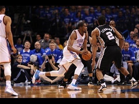 Spurs vs. Thunder: Game 3 Highlights