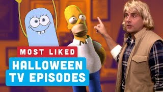 Your Most Liked Halloween TV Episodes - Power Ranking